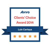 Clients Choice Award 2014 – Cartaya