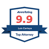 Avvo Rating – Cartaya